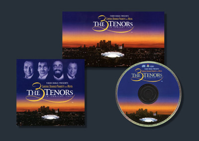 Warner Music – 3 Tenors